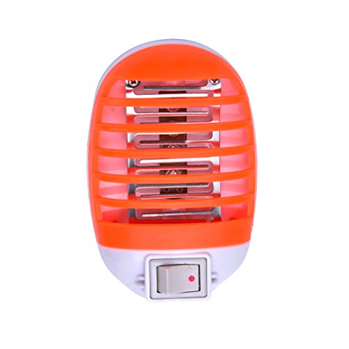 Tariker Bug Zapper Electric Insect Killer Indoor Mosquito Killer Lamp Eliminate Most Flying Pests Gnat Trap with Night Light