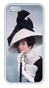 Audrey Hepburn Custom Iphone 6 4.7 Case, White Iphone 6 4.7 TPU Covers