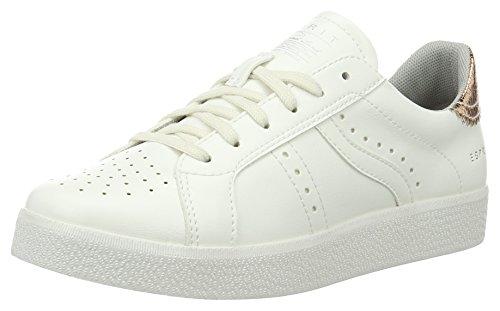 Gweneth para Lace Blanco Up Zapatillas Mujer White Esprit 100 dwpxgBqd