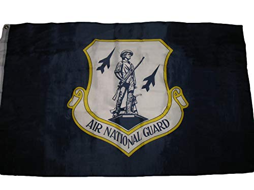 Air National Guard Flag 3' X 5' Indoor Outdoor Military Banner