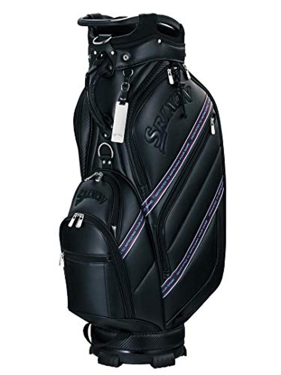 [해외] 던롭(DUNLOP) 스릭슨 캐디백 스포츠 모델 블랙 9.5퍼터입 GGC-S165