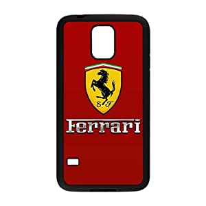 NICKER Ferrari sign fashion cell phone case for Samsung Galaxy S5