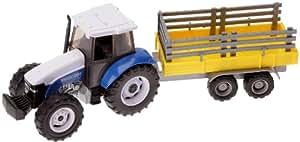 Smoby - 3475513 - Vehículos en Miniatura - Cabezas tractoras de + Metal - 29 cm - Lados