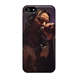 Scratch Protection Hard Cell-phone Case For Iphone 5/5s With Unique Design Colorful My Dying Bride Band Series CharlesPoirier