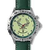 Greiner -montre-bracelet à motifsAntlers1209-B