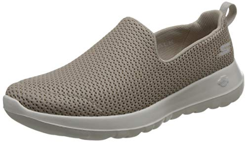 Skechers Performance Women's Go Walk Joy Walking Shoe,taupe,8 M US (Best Vegas Outlets)