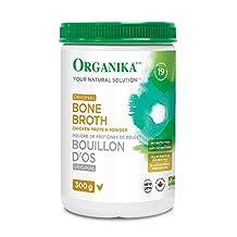 Organika Bone Broth Chicken, Original, 300g