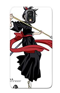 Fashion Tpu Case For Galaxy Note 3- Anime Bleach Defender Case Cover For Lovers