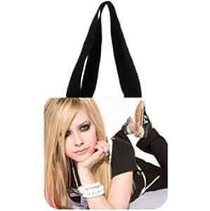 Avril Lavigne Customized Tote Bags Diy Handbags Factory Direct