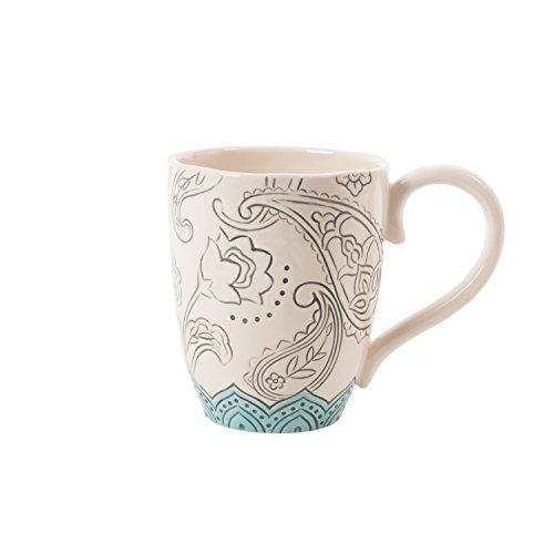 ion, Floral Mug, Pastel ()