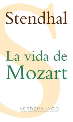 La vida de Mozart de Stendhal