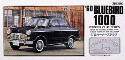 1/32 オーナーズクラブNo.27 `60 ブルーバードの商品画像
