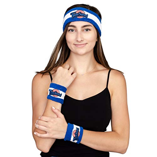 Space Jam Headband & Wristband Terry Knit Set -