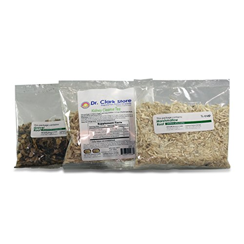 Kidney Cleanse Tea - 3 Herbal Roots (3 Bags/per Pack)