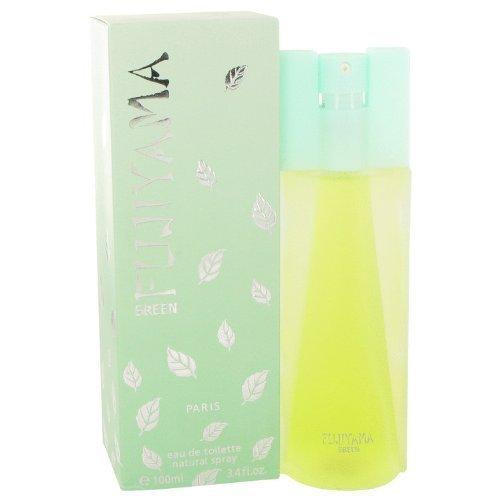 - FUJIYAMA GREEN by Succes de Paris Men's Eau De Toilette Spray 3.4 oz - 100% Authentic