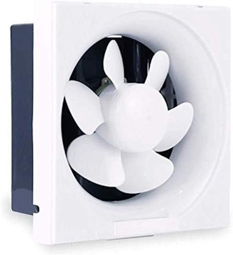 XLEVE 換気排気ファン、ガレージ用シャッター排気ファンは、10インチのポール納屋耕換気シェッド
