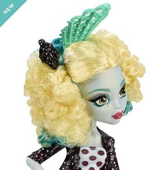 Monster High Monster Exchange Lagoona Blue Doll 2
