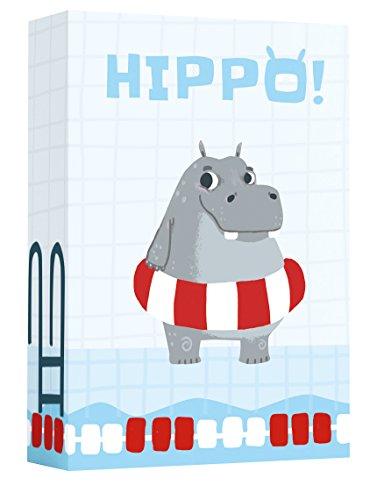 Helvetiq Hippo Board Game Adventure