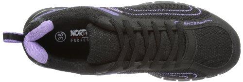 Northland Sky Runner Ls LC 02-05013 Damen Sneaker Mehrfarbig (black/aubergine)
