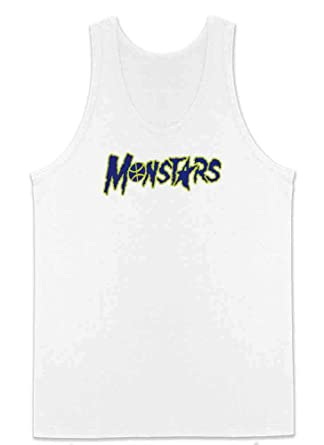 cb36bc363c1 Amazon.com: Monstars Basketball Mens Tank Top: Clothing