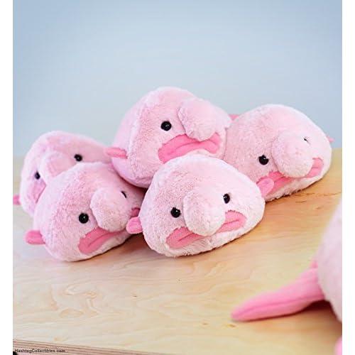 Stuffed Blobfish Plush - Mini by Hashtag Collectibles
