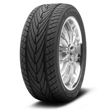 Kumho Ecsta AST Performance Radial Tire - 225/50R15 91H