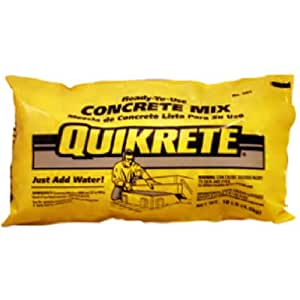 SAKRETE OF NORTH AMERICA 110110 10LB Concrete Mix