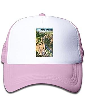 Grand Canyon National Park Baby Baseball Cap Cute Hat