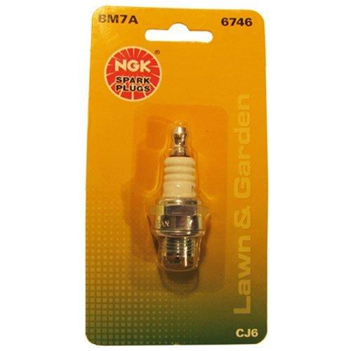 NGK BM7A BLYB Small Engine Spark (Bm7a Spark Plug)