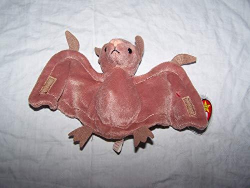 Batty the Bat (Brown Version Pink Nose) - Ty Beanie Babies