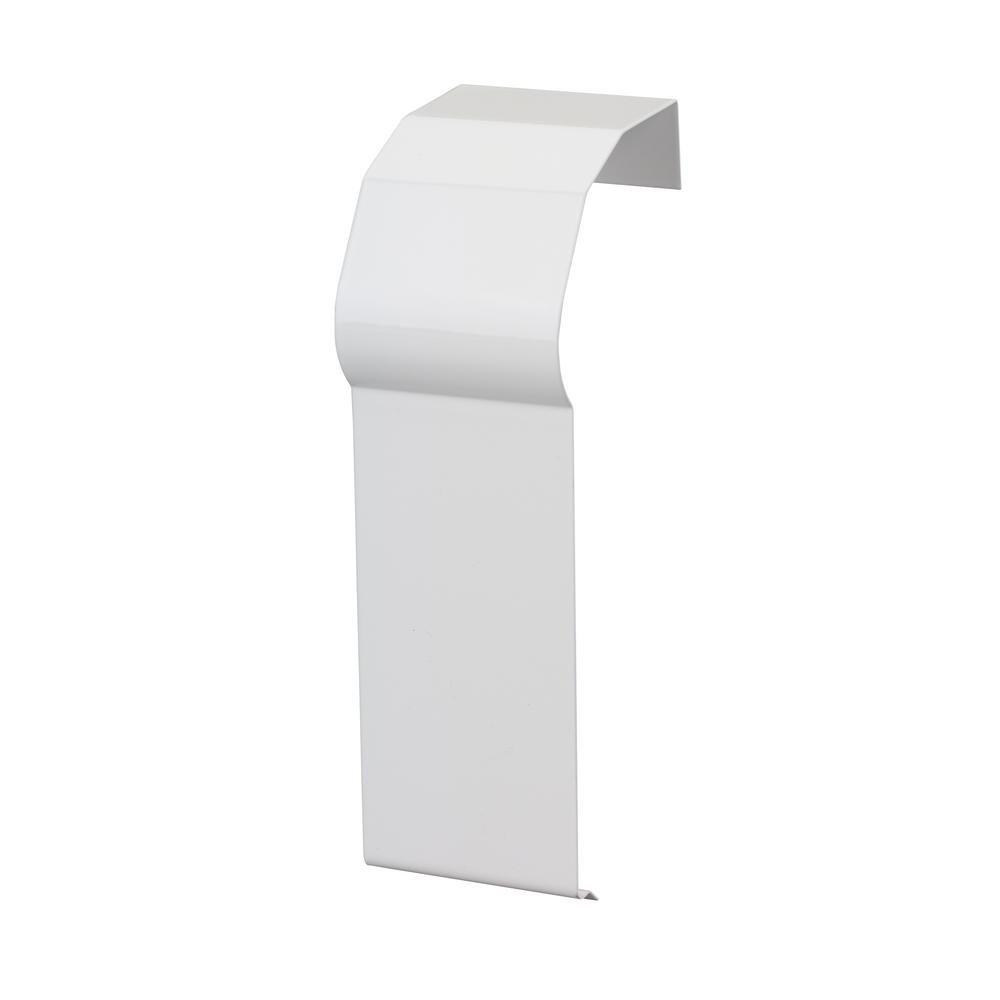 Slant Fin Fine/Line 30 Decor Series 2 in. Splice Plate in Brite White