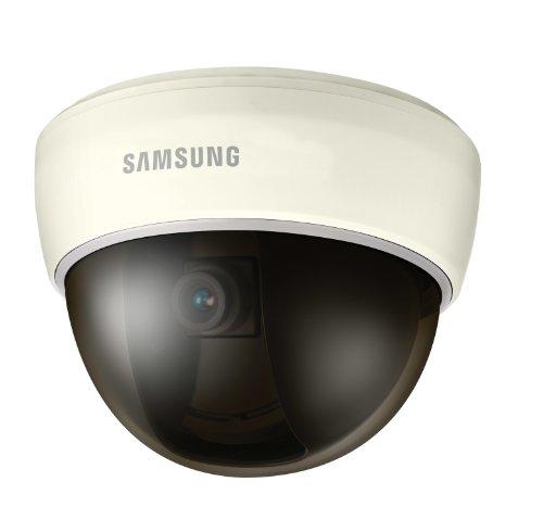 Samsung SCD-2020 - Cámara de vigilancia (IP, Interior y exterior, Dome, Marfil, Techo, 0,0003 Lux): Amazon.es: Electrónica