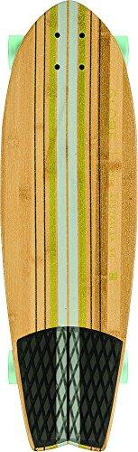 Globe Cruiserboard Pin City Bamboo, Clear Water/Green, One size, 10525061