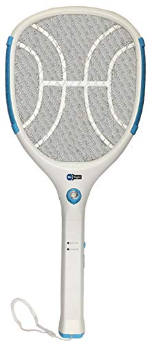 Mr. Right MR 5620 Rechargeable Electric Mosquito Bat Racquet Racket Insect Killer Swatter Zapper