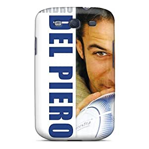 Jamesmeggest Case Cover For Galaxy S3 - Retailer Packaging The Football Player Of Sydney Alessandro Del Piero Protective Case