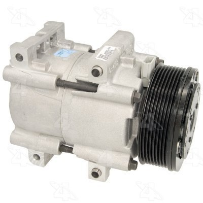 Four Seasons 58164 New AC Compressor by Four Seasons