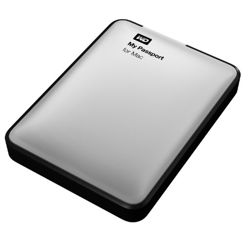wd my passport for mac 2tb portable external hard drive storage usb 3 0. Black Bedroom Furniture Sets. Home Design Ideas