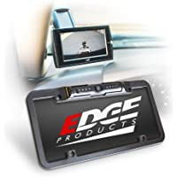 Edge Products 98201 Black License Plate Mount CTS Back-Up Camera