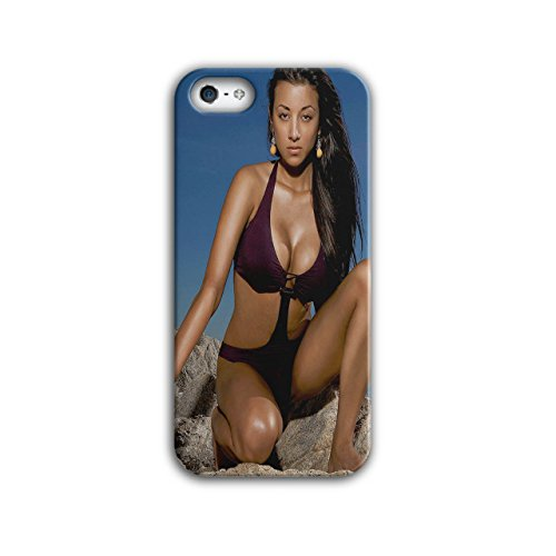 Hot Beach Woman Sexy Swimsuit NEW Black 3D iPhone 5 / 5S Case | Wellcoda