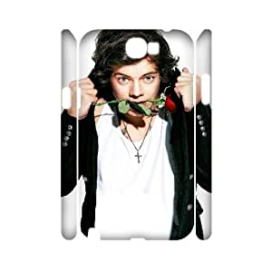 HXYHTY Harry Styles Customized Hard 3D Case For Samsung Galaxy Note 2 N7100