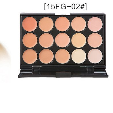 Professional Makeup Foundation 15 colors BB Mineral Foundation Cream Waterproof Face Concealer DZ21