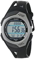 Casio STR300C-1V Sports Watch - Black