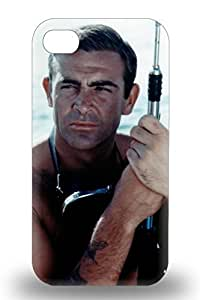 Anti Scratch And Shatterproof Sean Connery The United Kingdom Male You Only Live Twice For Ipod Touch 4 Phone Case Cover 3D PC For Ipod Touch 4 Phone Case Cover High Quality PC 3D PC Case ( Custom Picture For Ipod Touch 4 Phone Case Cover ) Kimberly Kurzendoerfer