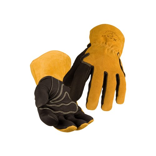 Revco Industries BM88L BSX BM88 Extreme Pig Skin MIG Welding Gloves by Revco (Image #1)