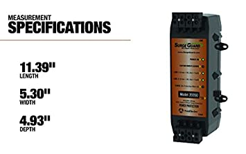Surge Guard 35550 Hardwire Model – 50 Amp