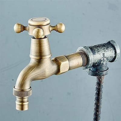 Basin Tap Antique Bronze Sink Mixer Taps Handles Bathroom Faucets