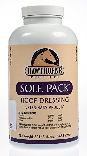 Hawthorne Sole Pack Hoof Dressing 32 oz