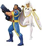 Kotobukiya Marvel: Bishop & Storm ARTFX+ 2 Pack
