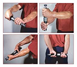 Sidewinder Pro – Wrist, Forearm, Grip Strengthener #2, Adjustable Resistance
