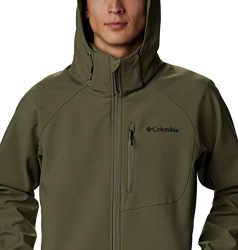 Columbia Cascade Ridge II, Veste Softshell Homme
